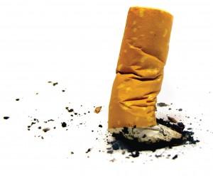 sigaret stoppen met roken